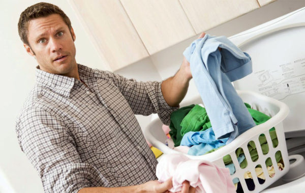 Modos de limpiar la ropa